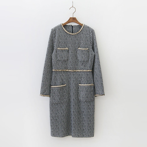 Tweed Lady Dress
