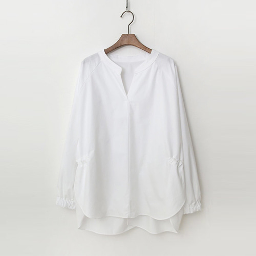 Canary Cotton Blouse