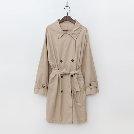 Trench Simple Jacket