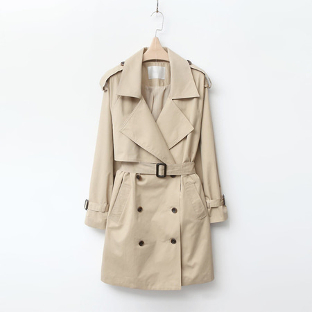 Stevie Trench Coat