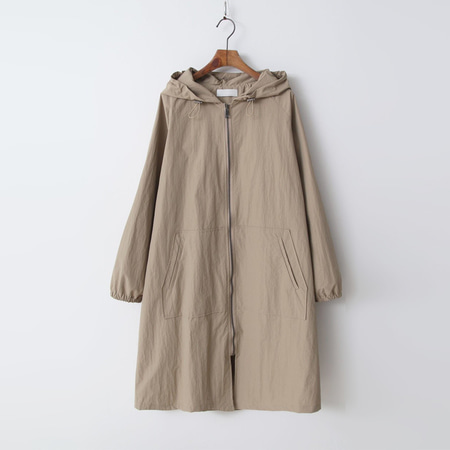 Hooded Long Safari Jumper