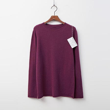 Hoega Cashmere N Wool Roll Sweater