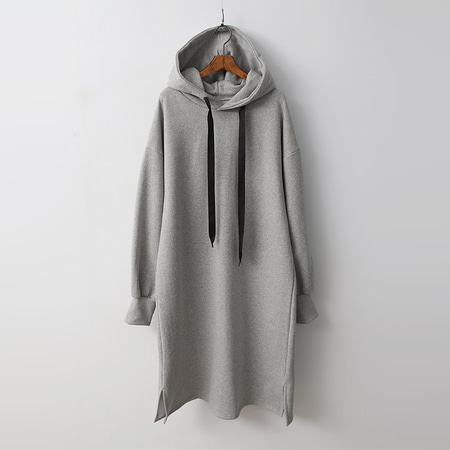 Gimo Hoodie Basic Dress