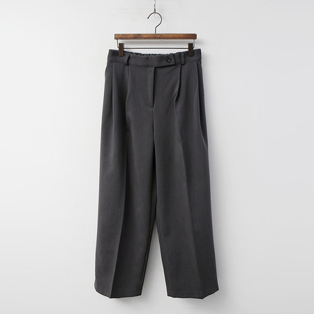 Number Wide Pants