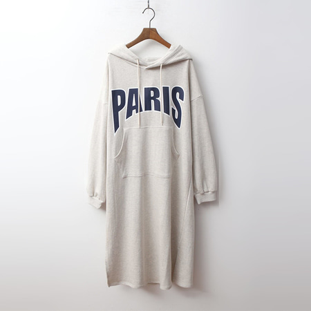 Gimo Paris Hood Basic Dress
