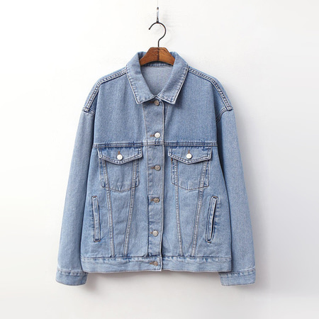 Dad Trucker Denim Jacket