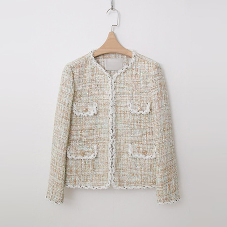 Alexandre Tweed Jacket