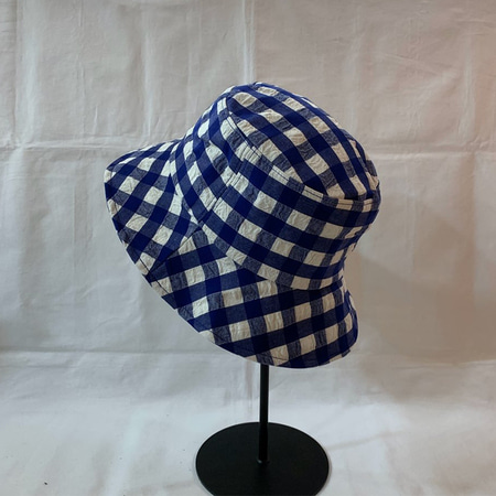 Spring Check Bucket Hat