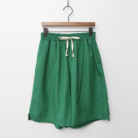Linen Easy Bermuda Shorts