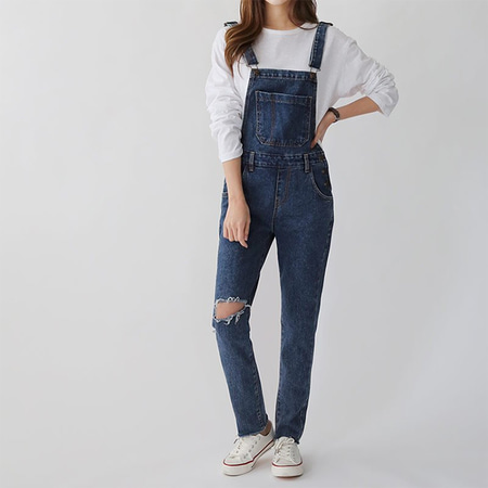 The Denim Awesome Overalls