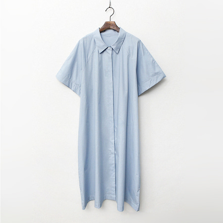 Shirts Oversized Long Dress