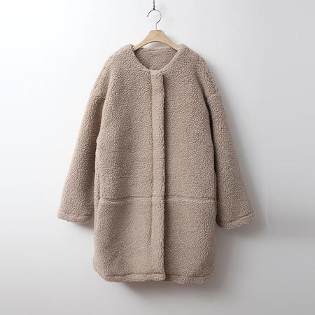 Teddy Bear Zipper Coat