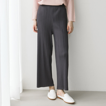 Pleats One Wide Pants