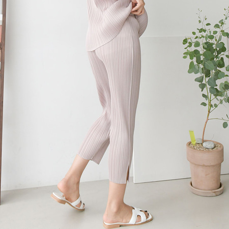 Pleats Easy Leggings Pants - 7부