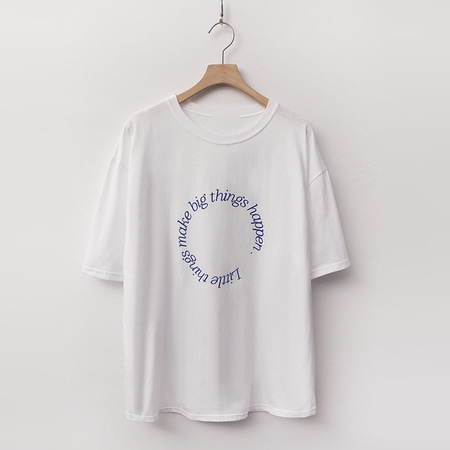 Think Cotton Tee
